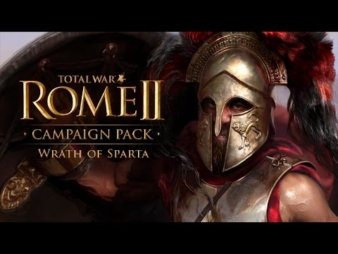 Total War: Rome II — Wrath of Sparta