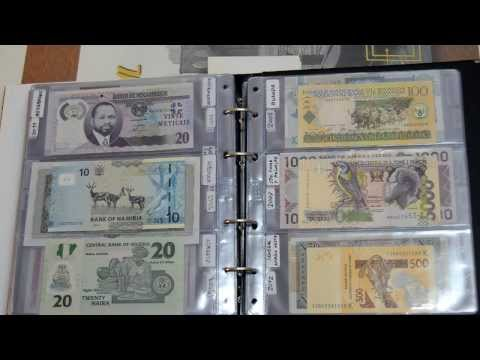 Coleccion de billetes del mundo HD (actualizado)