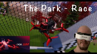 DRL - Drone Racing League - FPV Racing Simulation