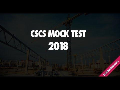 CSCS Mock Test 2020 - YouTube