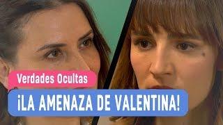 #VerdadesOcultas - ¡La amenaza de Valentina! - Mejores Momentos / Capítulo 587