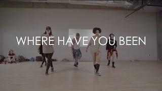 Where Have You Been | Rihanna | Choreography By Dean Elex Bais