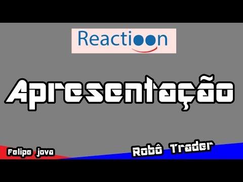 Reactioon Apresentação