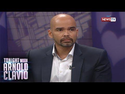 Tonight with Arnold Clavio: Benjie Paras, todo-suporta sa mga anak pagdating sa basketball
