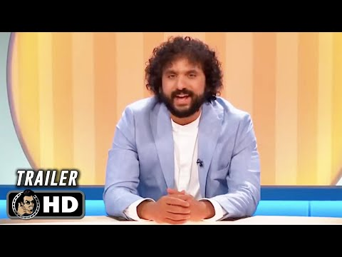 HELLO AMERICA Official Trailer (HD) Nish Kumar
