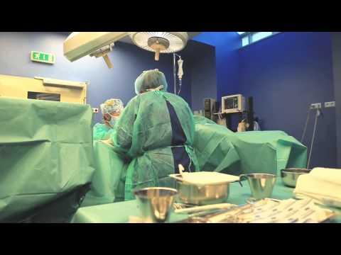 Operacja korekty kształtu piersi
