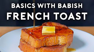 """-Trying to up your breakfast game? Try this quick and easy french toast recipe from the Quicker Picker Upper. Keep an eye out for another quick recipe brought to you by Bounty coming soon. Proud to partner with Bounty who, together with Feeding America, is helping to provide 10 million meals to people in need. For more info, click here: https://www.feedingamerica.org/about-us/partners/covid-19-response-partners/bounty    Recipe:  Classic French Toast Ingredients -Thick slices of bread (white country loaf, challah, french brioche, or chocolate babka) -Classic French Toast Custard or Fancy French Toast Custard (see below) -2 Tbsp Butter, melted -Maple syrup, for serving -Butter, for serving   French Toast Casserole Ingredients -Brioche loaf, cut into 1"""" cubes  -Classic French Toast Custard or Fancy French Toast Custard (see below) -Handful of pecans -Turbinado sugar   -4 Tbsp butter, melted  -3 Tbsp brown sugar  -1 tsp cinnamon  -Pinch kosher salt  -Butter, for serving -Maple syrup, for serving  Classic French Toast Custard Ingredients -1 ½ cups whole milk -2 large eggs -3-4 Tbsp granulated white sugar  -1-2 tsp real vanilla extract  -½ tsp ground cinnamon  -½ tsp nutmeg   Fancy French Toast Custard Ingredients -1 ½ cups Half & Half or heavy cream  -3-4 egg yolks  -3-4 Tbsp dark brown sugar  -1-2 tsp vanilla paste or one scraped vanilla bean  -½ tsp nutmeg, grated -Zest 1 lemon or orange -Splash of bourbon, rum, or brandy  Tangy Butter for Chocolate Babka Toast Ingredients (Optional) -8 ounces cream cheese (room temperature) -3 Tbsp white sugar -1 pinch kosher salt  Classic French Toast Method: 1. Start by cutting your bread of choice into thick slices. Place onto a wire rack set in a rimmed baking sheet. Leave out overnight uncovered, or preheat the oven to its lowest temperature and place the bread in for 15-20 minutes, flipping halfway through. Either way, your bread should be nice and dry. 2. For the classic custard, in a large bowl combine 1 ½ cups of whole milk,"""