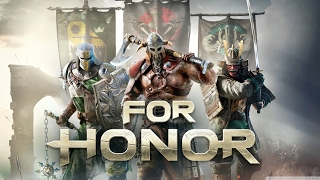 For Honor Beta Gameplay (PS4)
