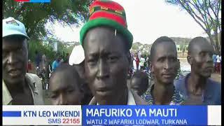 Mafuriko ya Mauti: Watu wawili wafariki Lodwar, Turkana