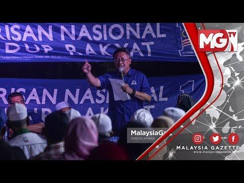 TERKINI : UMNO HURU HARA! Warisan Curi ADUN, Bersatu Curi Parlimen -  Rahman Dahlan