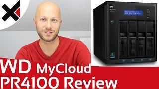 WD My Cloud PR4100 Review Deutsch | iDomiX
