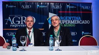 Carlos Herrmann, Carlos Cuburu - SEGEMAR