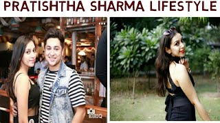 Pratishtha Sharma Lifestyle || Luxurious || Car || House || Income || Biography || Harsh  beniwal