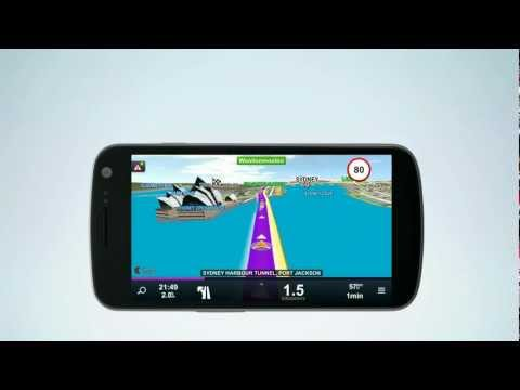 GPS Navigation & Maps Sygic βίντεο