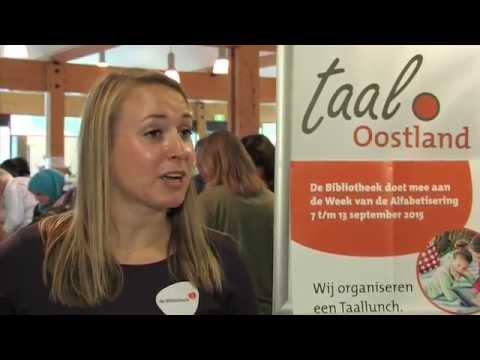 Bekijk details van Taallunch 2015
