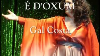 "Video thumbnail of ""GAL COSTA   É D'OXUM"""