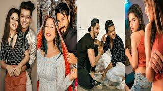 Rafta Rafta dekho aankh meri ladi hai New Tik Tok Trending videos| mad boi 37 team07 sameeksha riyaz
