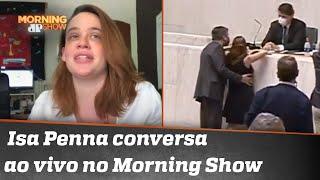 Deputada Isa Penna fala sobre abuso na Alesp