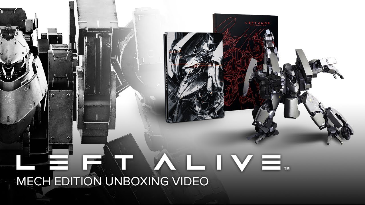 Video LEFT ALIVE™ MECH EDITION [PS4]
