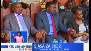 Viongozi wa Mlima Kenya waapa kumuunga mkono William Ruto