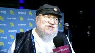 George R. R. Martin On Casting Game Of Thrones And Killing Off Characters