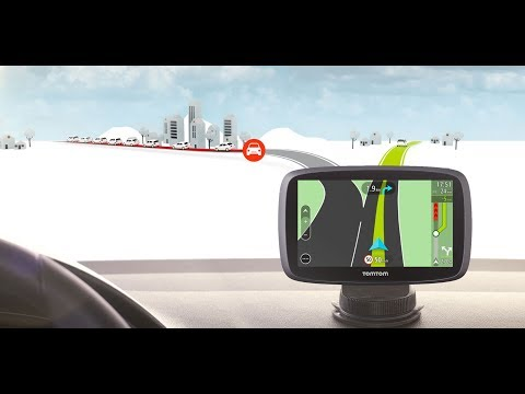 This is how TomTom provides real-time traffic information #tomtom #gps