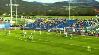 preview picture of video '20 04 2014 Fußballbundesliga SV Grödig   Rapid Wien 720p Kurzbericht 720p HDTV'