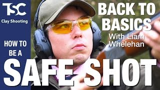 Safety rules at a clay shoot | TSC Clay Shooting
