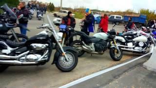 Закрытие мото сезона Харьков 15.10.2016г.
