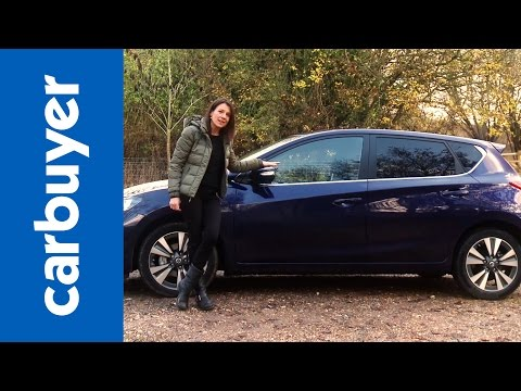 Nissan Pulsar hatchback - Carbuyer