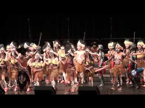 World Choir Games 2014, Riga. 10.07.2014. Indonesia.