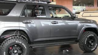 Custom 4Runner   Charlesglen Toyota Truck Build Challenge   Team Blue