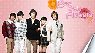 Boys Over Flowers Official Sinhala theme song HD ( Re Sihinayak Wage)