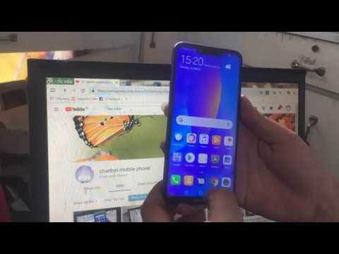 Solution Bypass FRP Lock Huawei Nova 3i (INE-LX2) Fix App