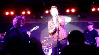 "The Damned Things ""Bad Blood""  LIVE first time 6-1-10"