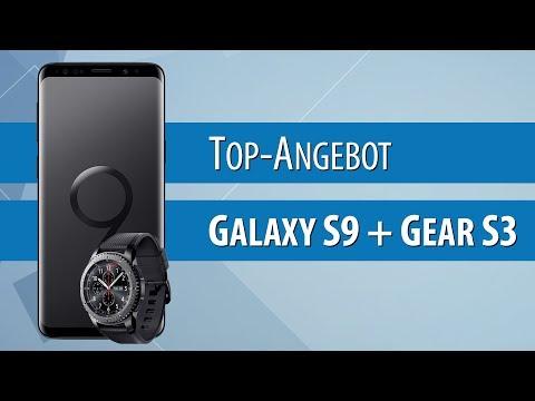 Schnäppchen: GALAXY S9 super günstig bei MediaMarkt!