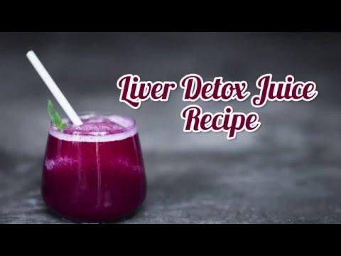 Video Liver Detox Juice Recipe