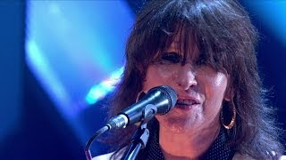 Chrissie Hynde - Dark Sunglasses - Later... with Jools Holland - BBC Two