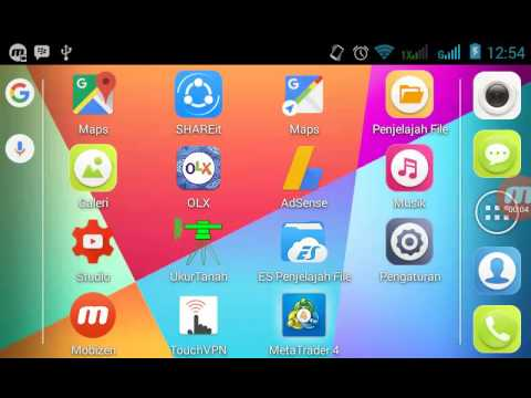 Video Cara Daftar Akun Instaforex Contest Di MT4 Android