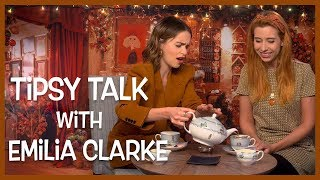 Tipsy Talk With Emilia Clarke