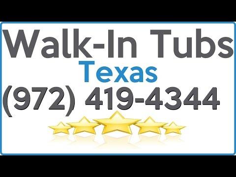 Walk In Tub in Dallas TX