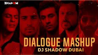 Dialogue Mashup   Bollywood Movies   DJ Shadow Dubai   2020   Romantic   Whatsapp Status