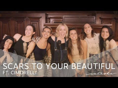 Scars to Your Beautiful (Alessia Cara Cover) [Feat. Cimorelli]