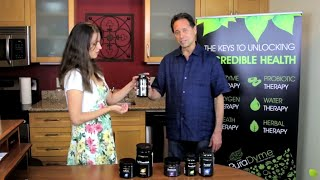 ELIMINATE PARASITES AND CANDIDA WITH PROBIOTICS