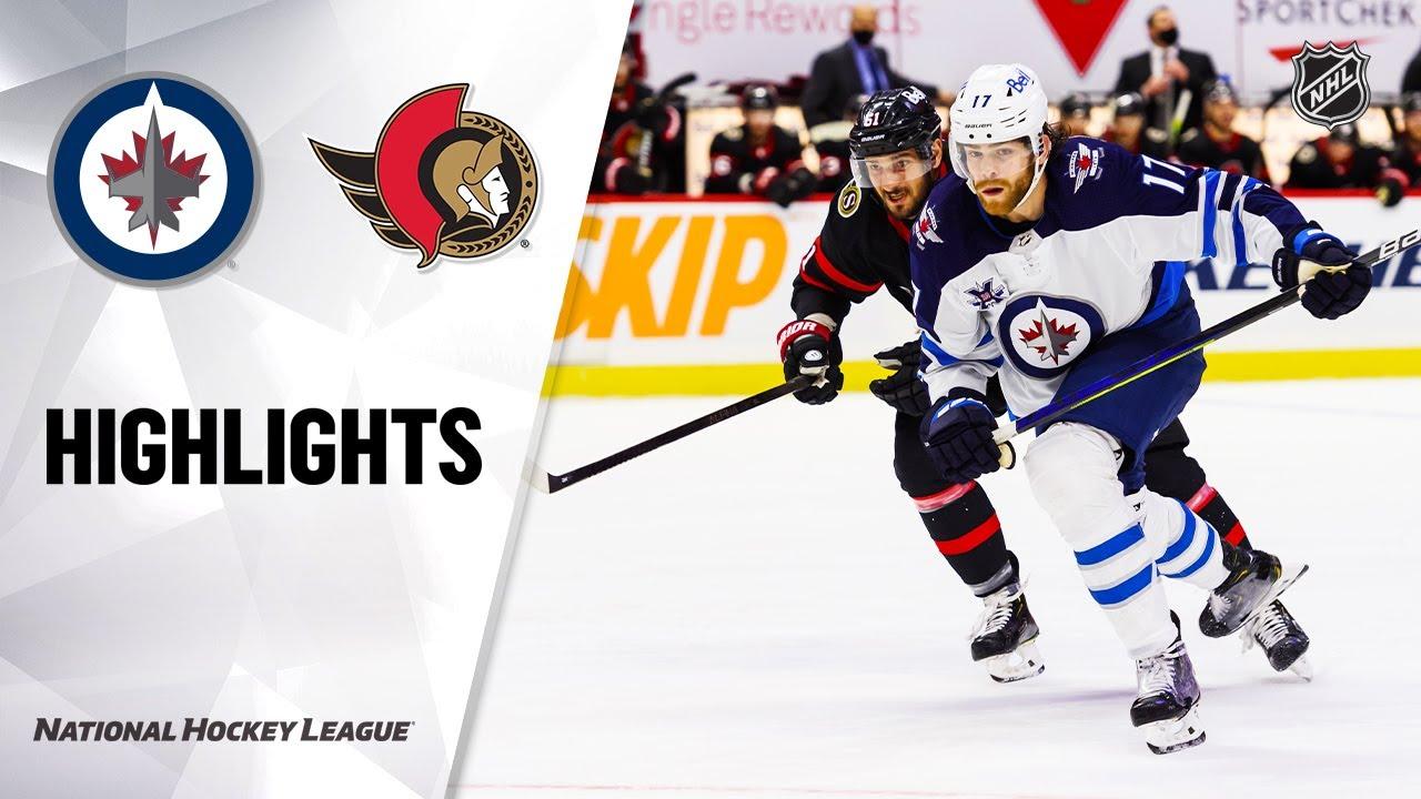 Jets vs Senators | Tuesday, January 19, 2021