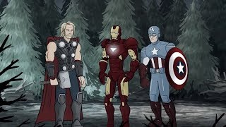Jak měli skončit Avengers
