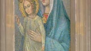 La historia del mosaico de María, Mater Ecclesiae