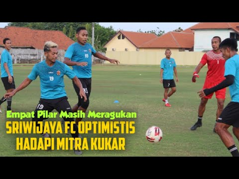 Tantang Mitra Kukar, 4 Pilar Sriwijaya FC Terancam Absen