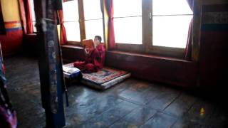 preview picture of video 'India 11 Monasterio Budista Thiksey'