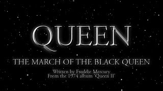 Queen   The March Of The Black Queen